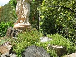 Wandelen in de tuin van Fons - 30 juli 2020