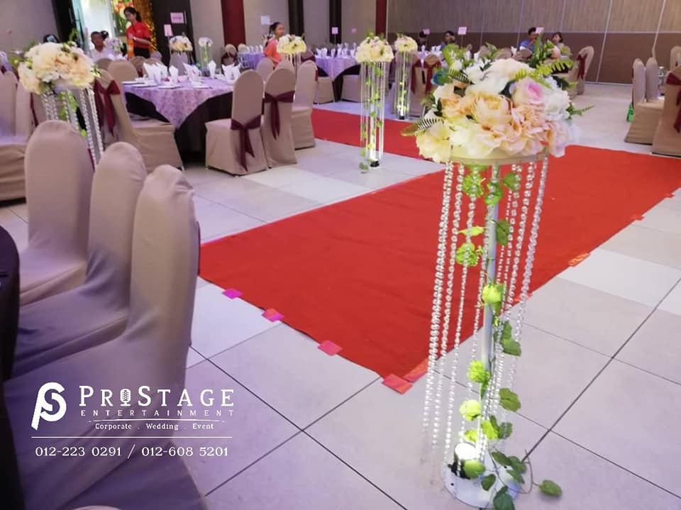 wedding dinner decoration