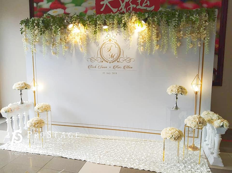 backdrop deco