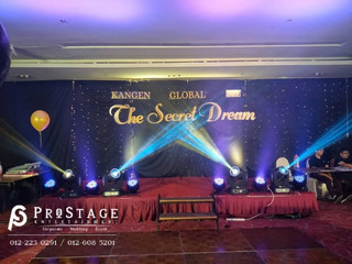 KANGEN GLOBAL BIZ THE SECRECT DREAM