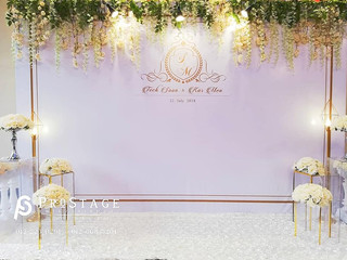 Hall Decoration + Video & Photography + 2pcs Live Band + Emcee + Sound System + Event Coordinato