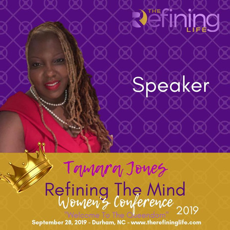 Refining the Mind Women's Conference