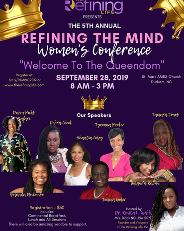 Refining the Mind: Women's Conference