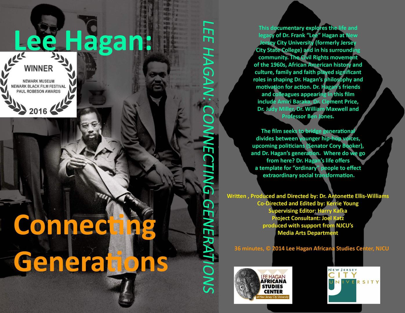 Lee Hagan: Connecting Generations