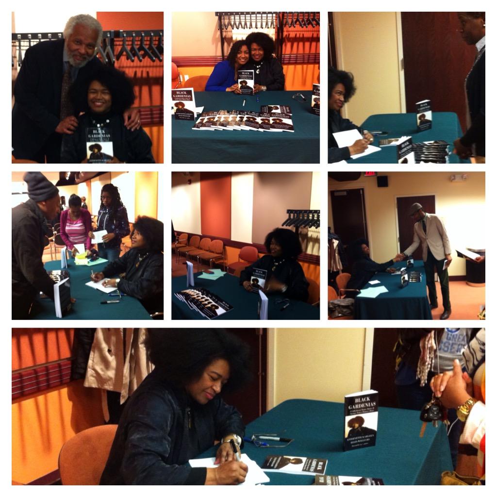 NJCU Book Signing & Reading