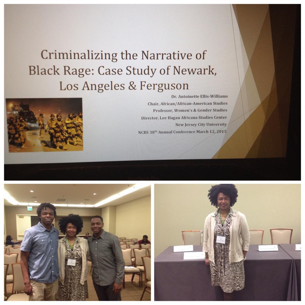 National Council Black Studies