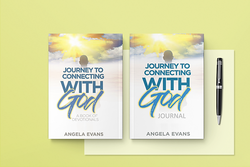 Journey to Connecting with God (2-Book Set)