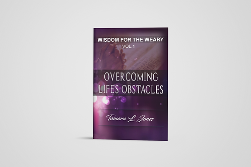 Wisdom for the Weary: Overcoming Life Obstacles, Vol. 1