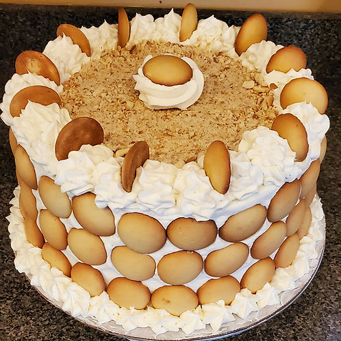 Banana Pudding Cake (PRICE VARIES ON SIZE )