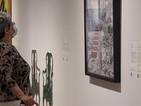 Newark Museum of Art displays works inspired by the pandemic | Video | NJ Spotlight News