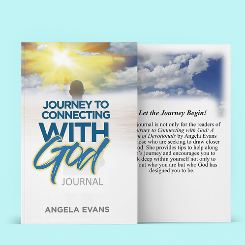 Journey to Connecting with God: Journal