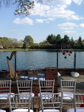 First Outdoor Wedding of 2014!