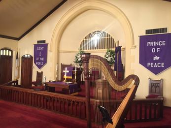 Church Wedding on March 21st