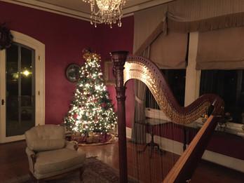 Christmas Wedding at the Vanlandingham Estate!