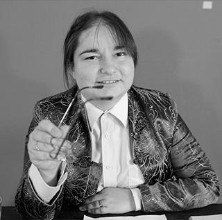 Aurora Amath als cholerischer Prof.