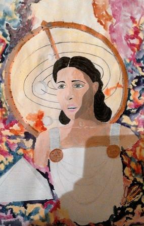 Hypatia - Portrait