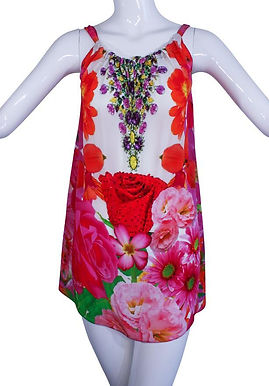 Top floral. French Bouquet