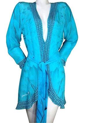 Kimono Coverup w/ Belt. Angel