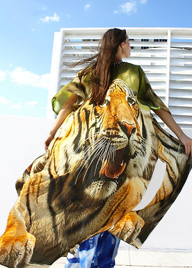 CardiganTiger. Exalted tiger