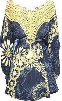 kimono jacket. Black Diamond