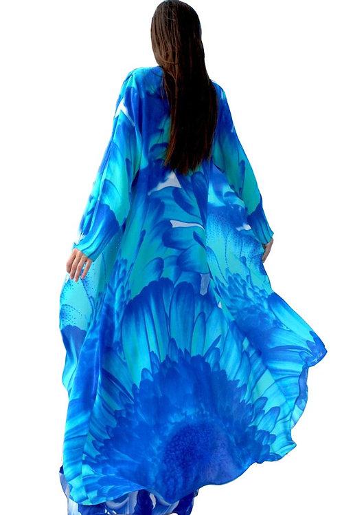 Long cape blue marguerites. Marguerite