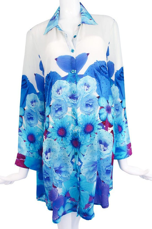Blouse. French Bouquet