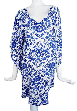 Tunic floral patterns. Victorian