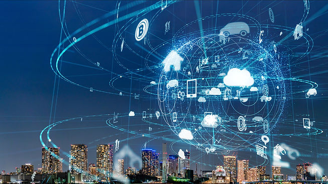 Smart city and IoT (Internet of Things)