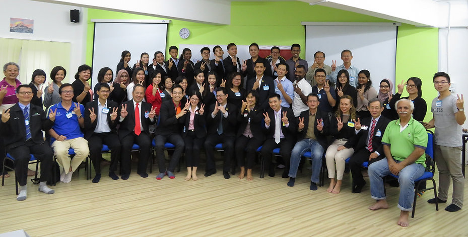 IPK College Toastmster club, one of the Penang toastmaster club allows students and lecturers polish their public speaking skills. We believe that human is our assets and we are willin to invest on IPK Colleg team members