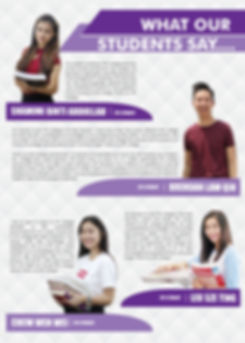 IPK College (Penang College) also Penang students give testimonial about IPK College.
