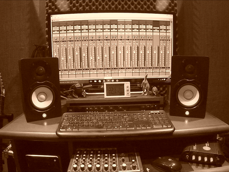 Por que todo músico deveria ter seu home estúdio?