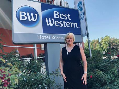 Evelyn Zielke - Weinexpertin - Mangerin Best Western Hotel Rosenau