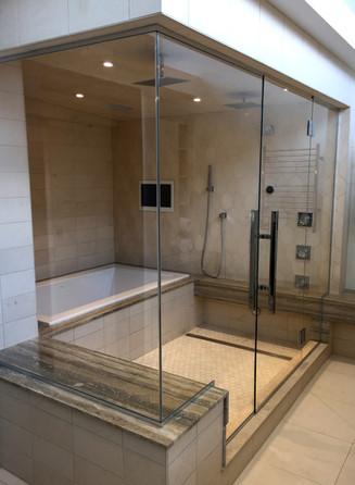Custom Wet Room