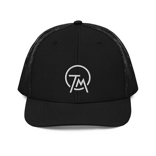 Trae Myers Logo Trucker Hat