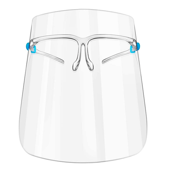 Face Shield Glasses Type