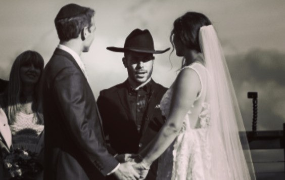 A Wild West Wedding