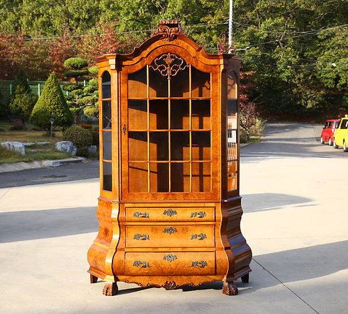 French antique cabinet