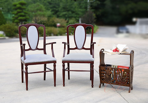 Arm chair & Magazine rack(sold out)