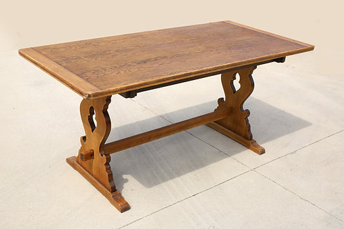 UK Ercol dining table