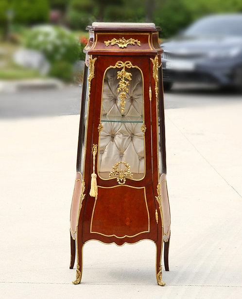 French Ormolu Display Cabinet
