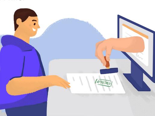 Ya puedes notarizar documentos de forma online