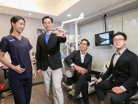 台灣牙醫團隊領路! 防疫醫材與數位科技 幫助多國度過解封危機
