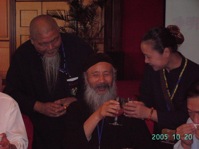 慈天必生宮2005年大陸龍虎山65