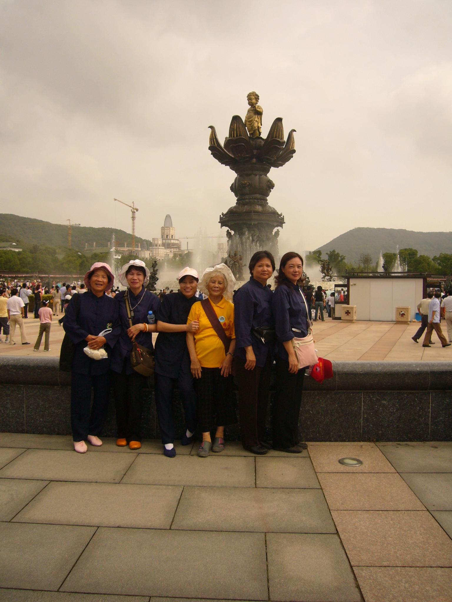 慈天必生宮 2007普陀山無錫-靈山大佛