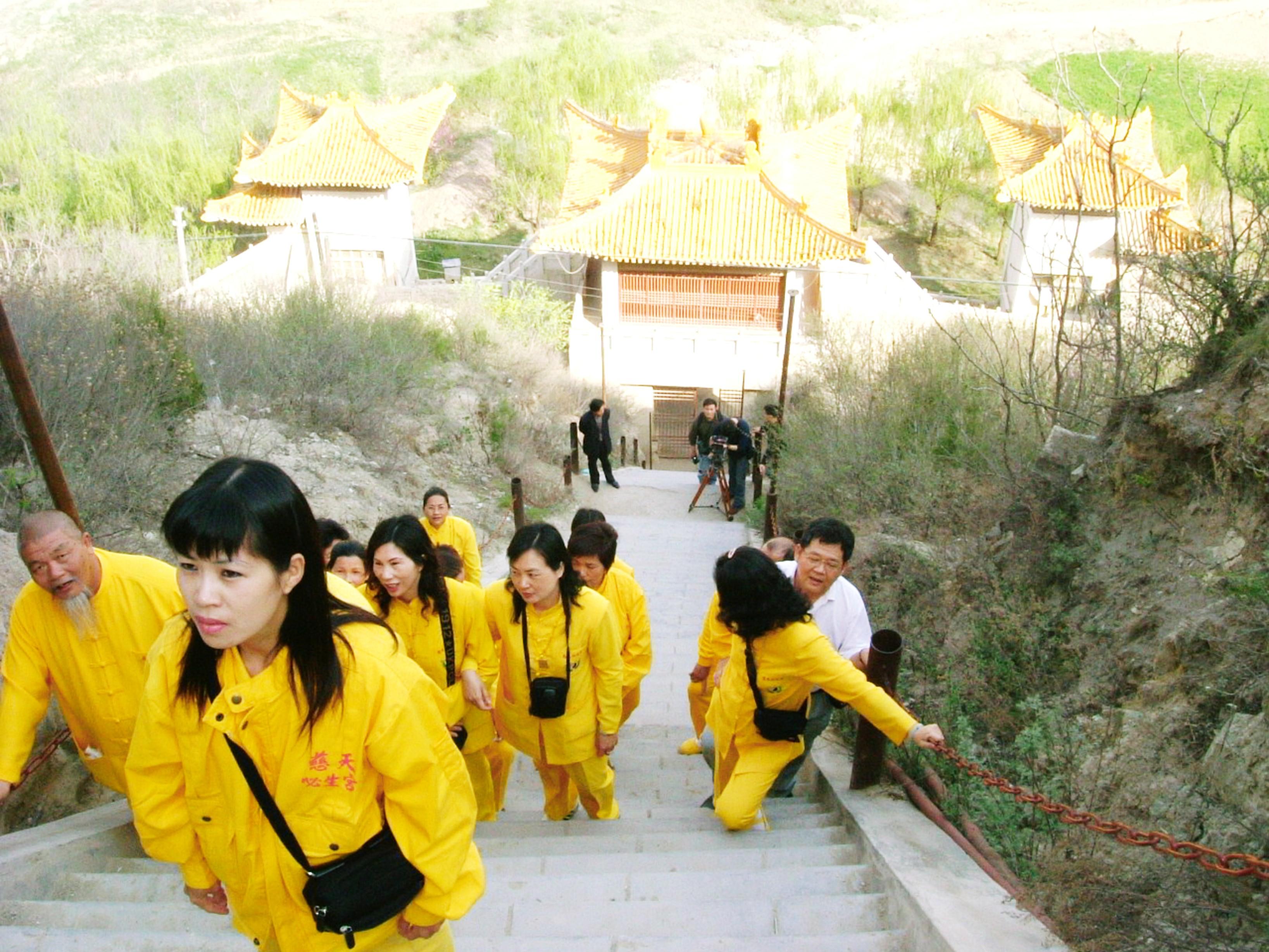 慈天必生宮 2003朝聖之旅060