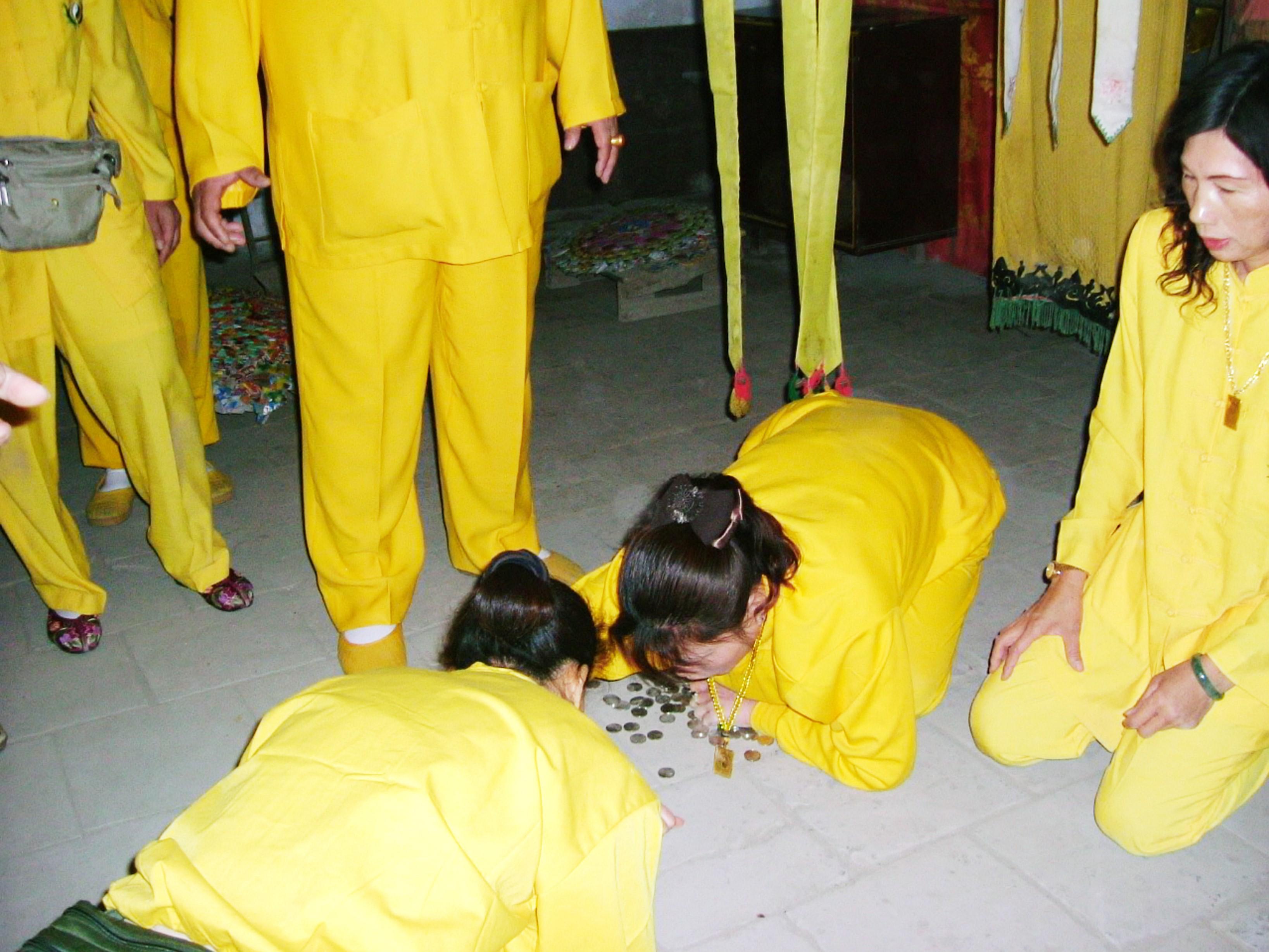 慈天必生宮 2003朝聖之旅68