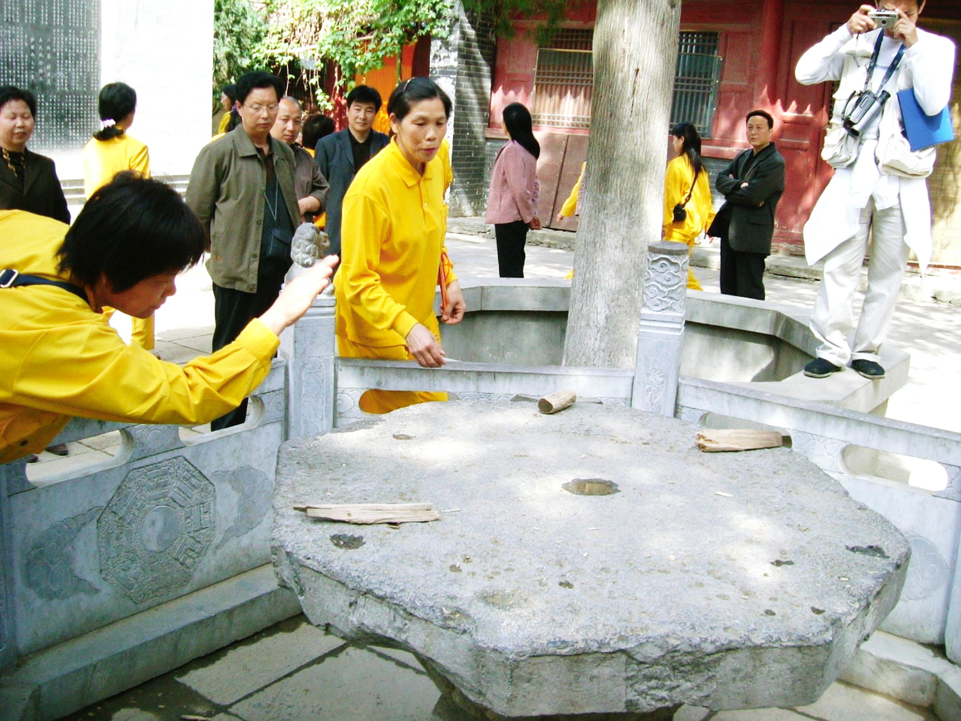 慈天必生宮 2003朝聖之旅47