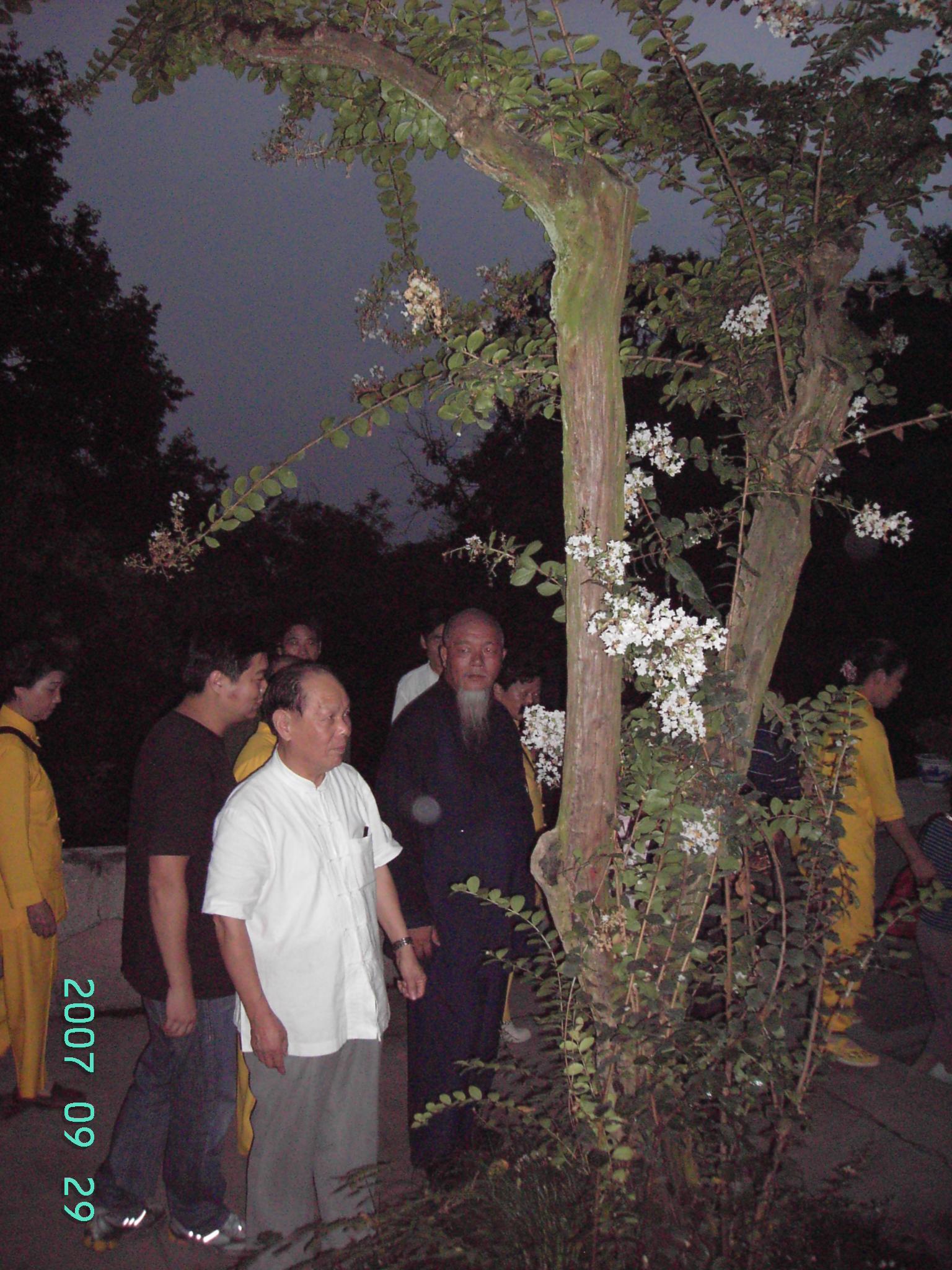 慈天必生宮 2007普陀山抱朴道院
