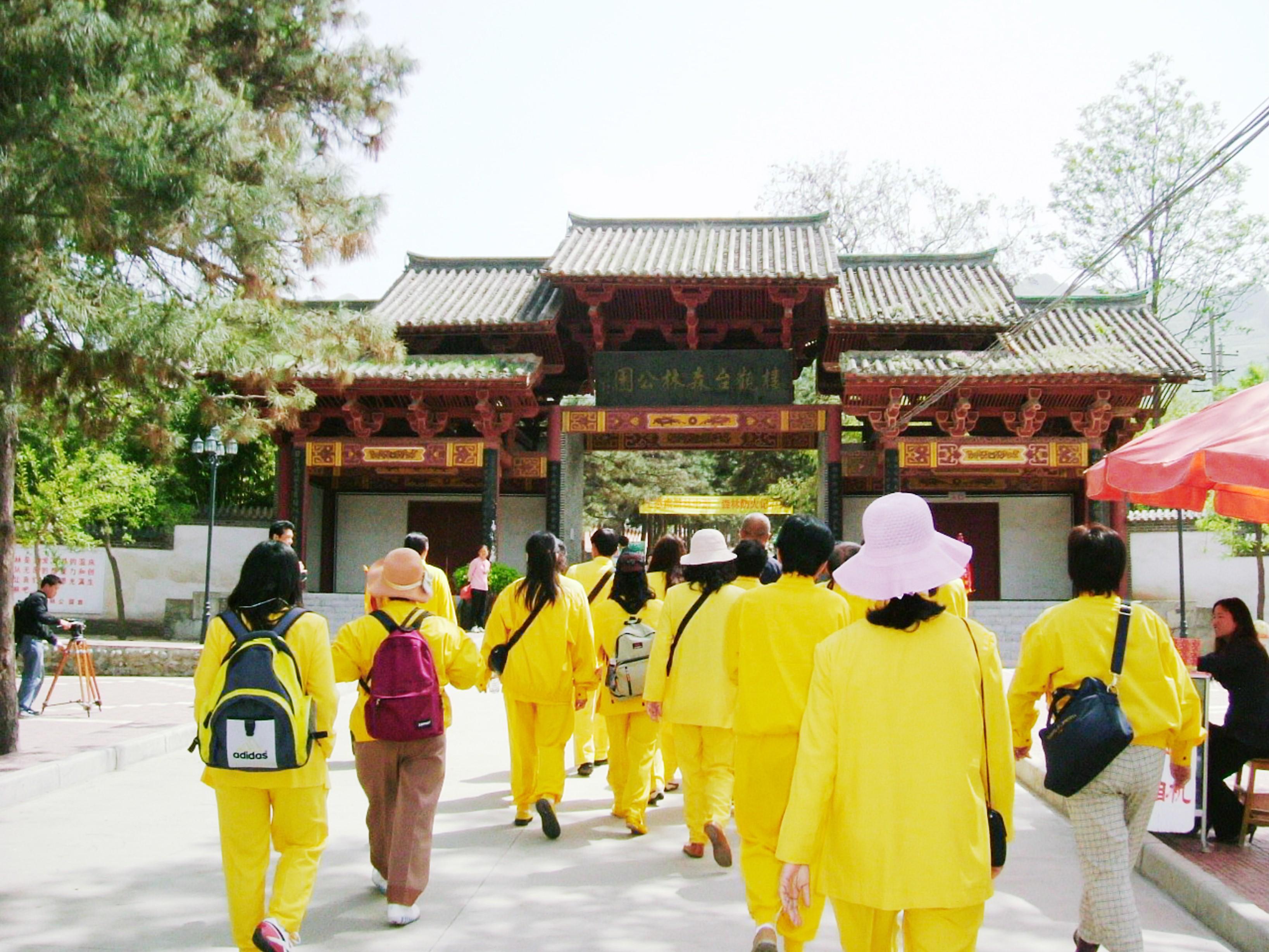慈天必生宮 2003朝聖之旅40