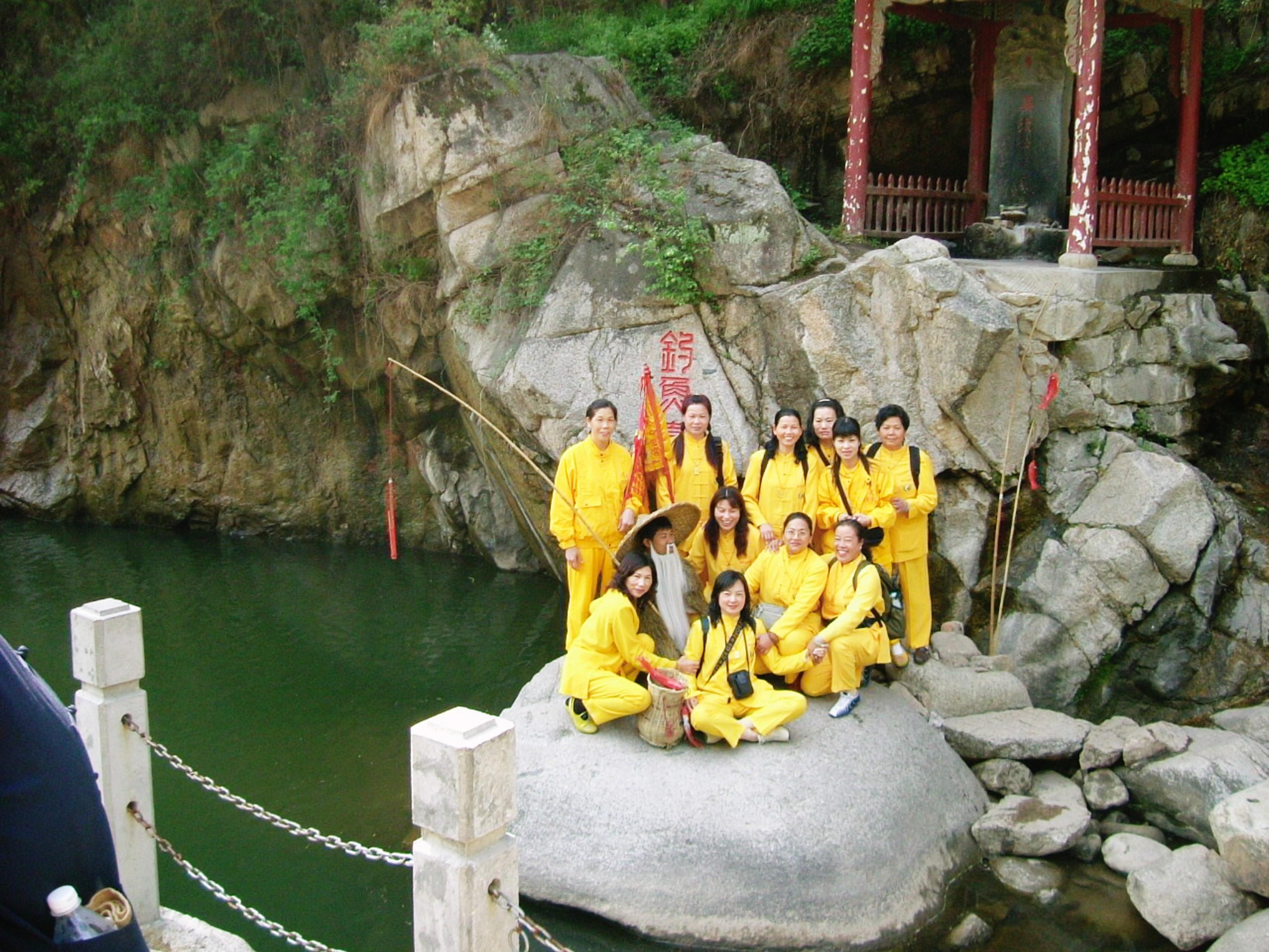慈天必生宮 2003朝聖之旅20